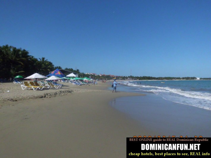 cabarate beach dominican republic