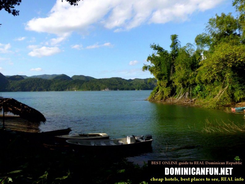 presa de hatillo, dominican republic