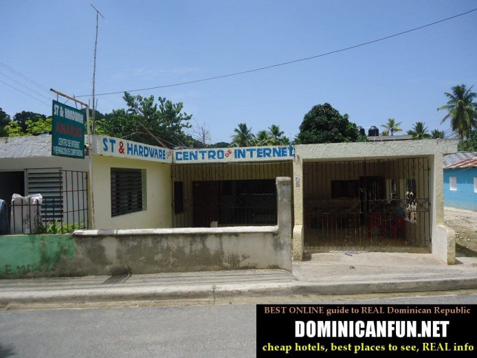 centro de internet, dominican republic