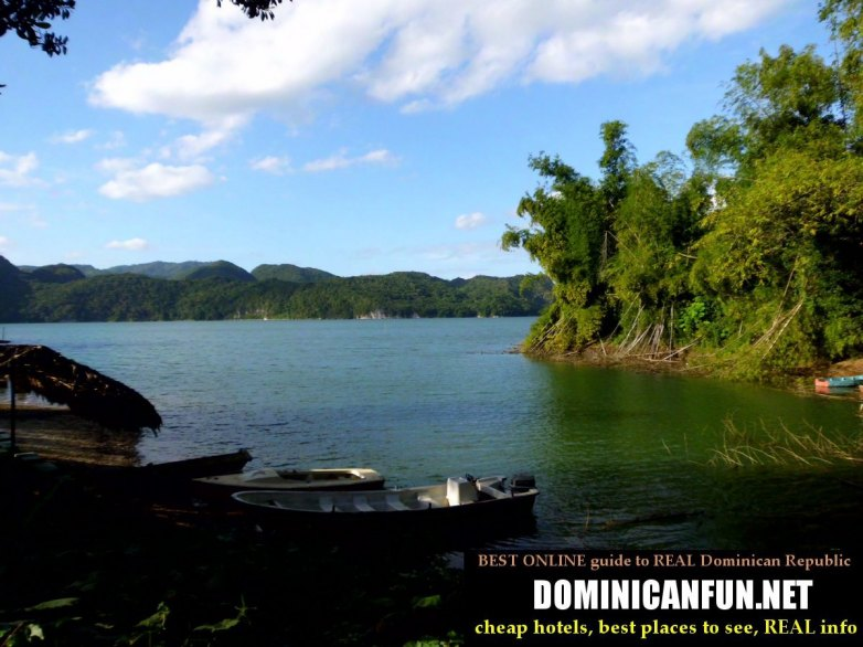 maimon dominican republi, lago hatillo