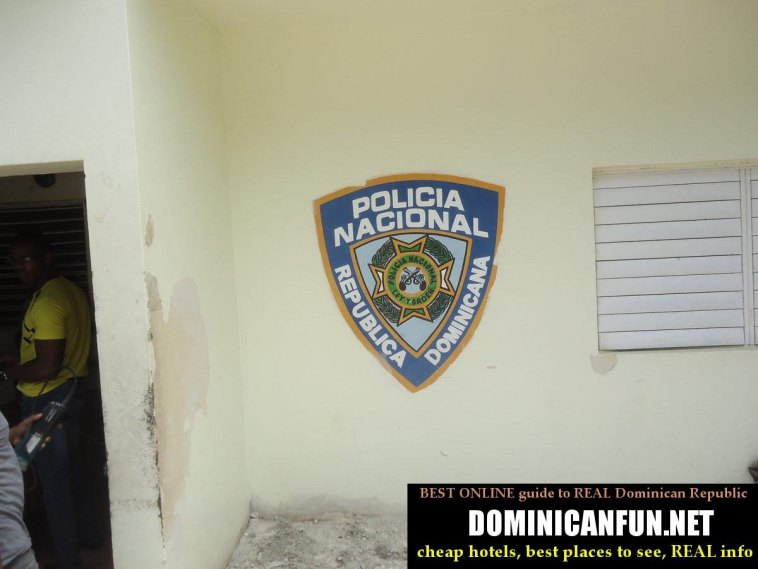 police in dominican reublic