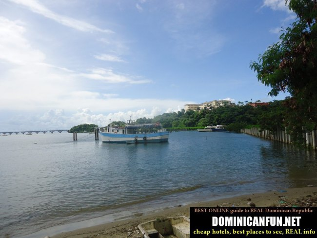 port samana in dominican republic