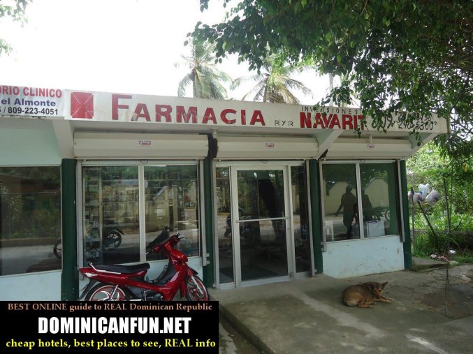farmacia, dominican republic