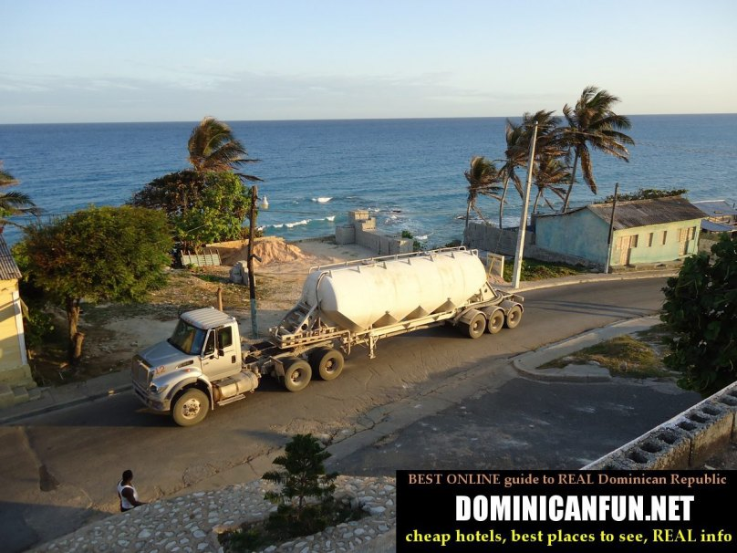 dominican republic truck