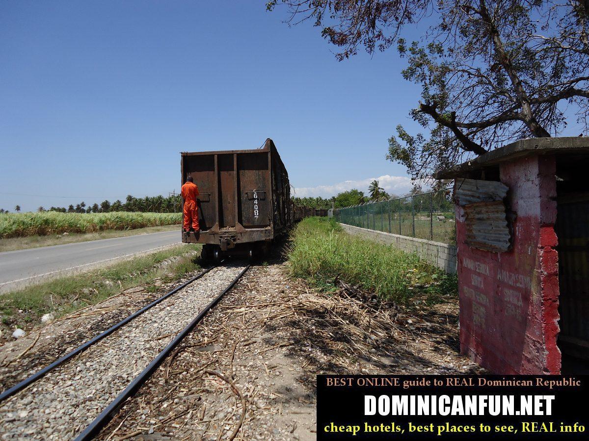 train in Barahona