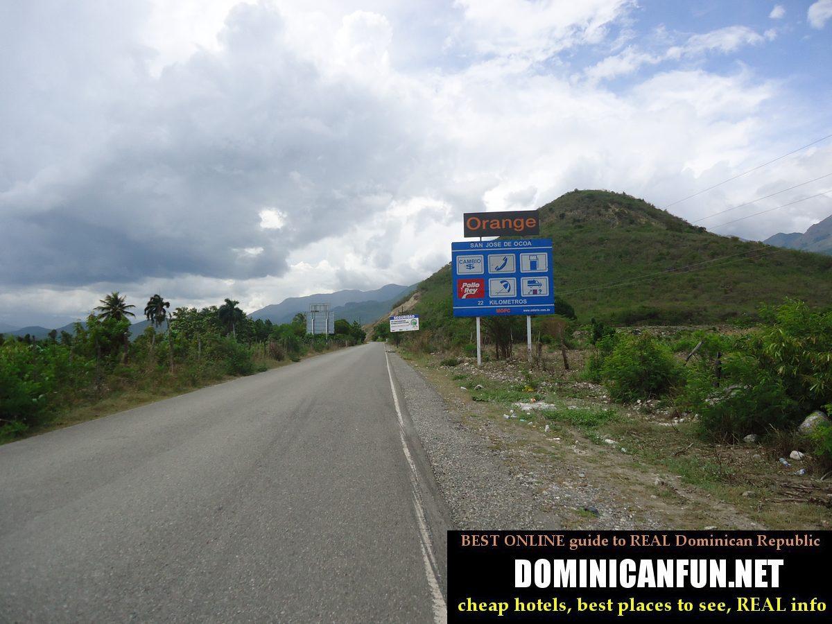 san jose de ocoa region