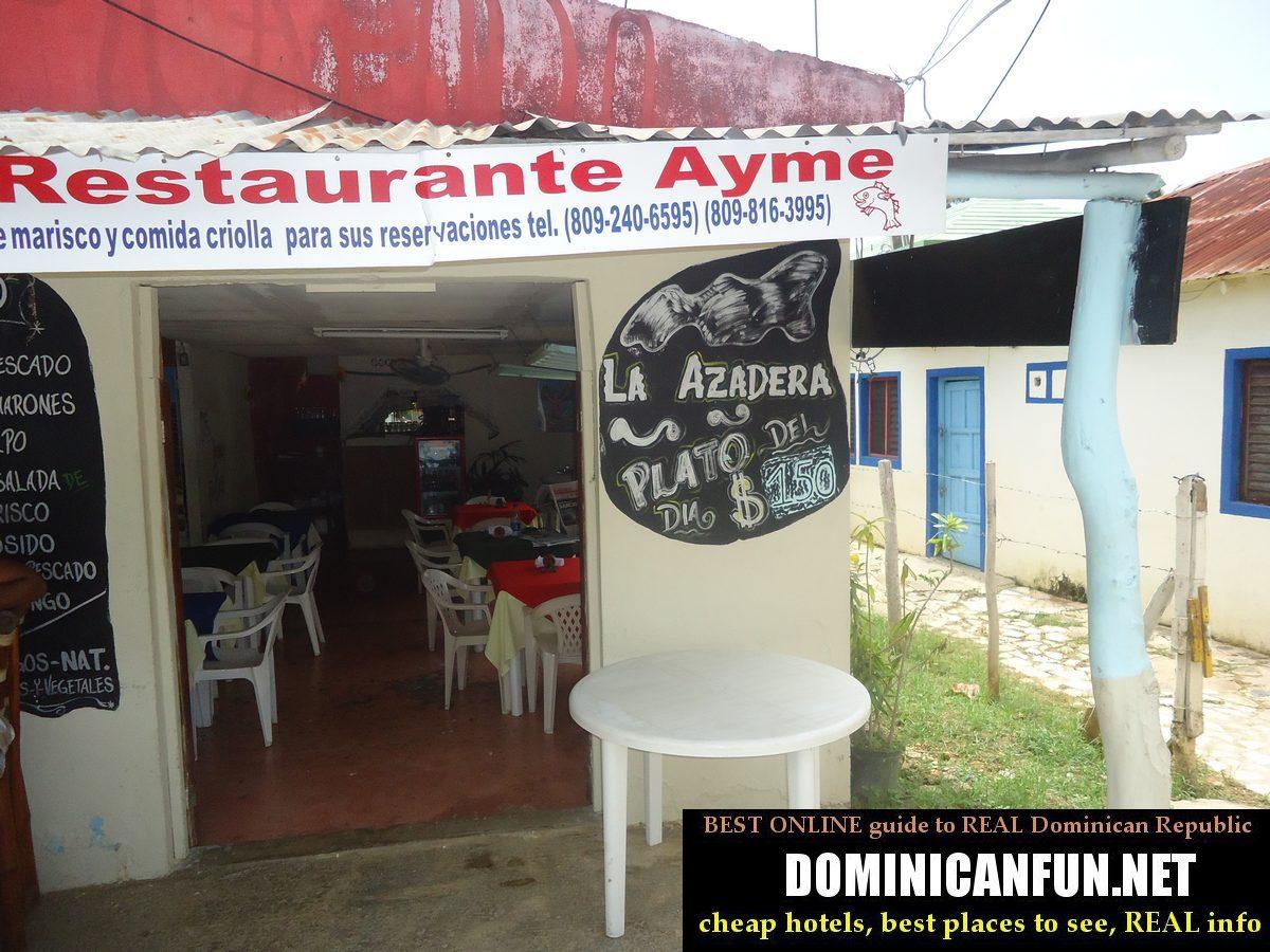 basic dominican restaurant