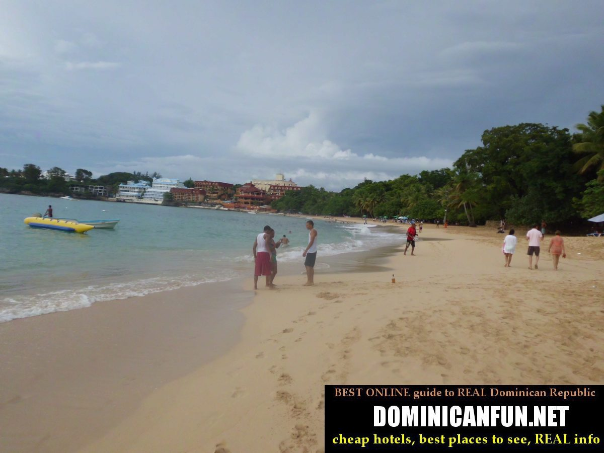 beach in Sosua