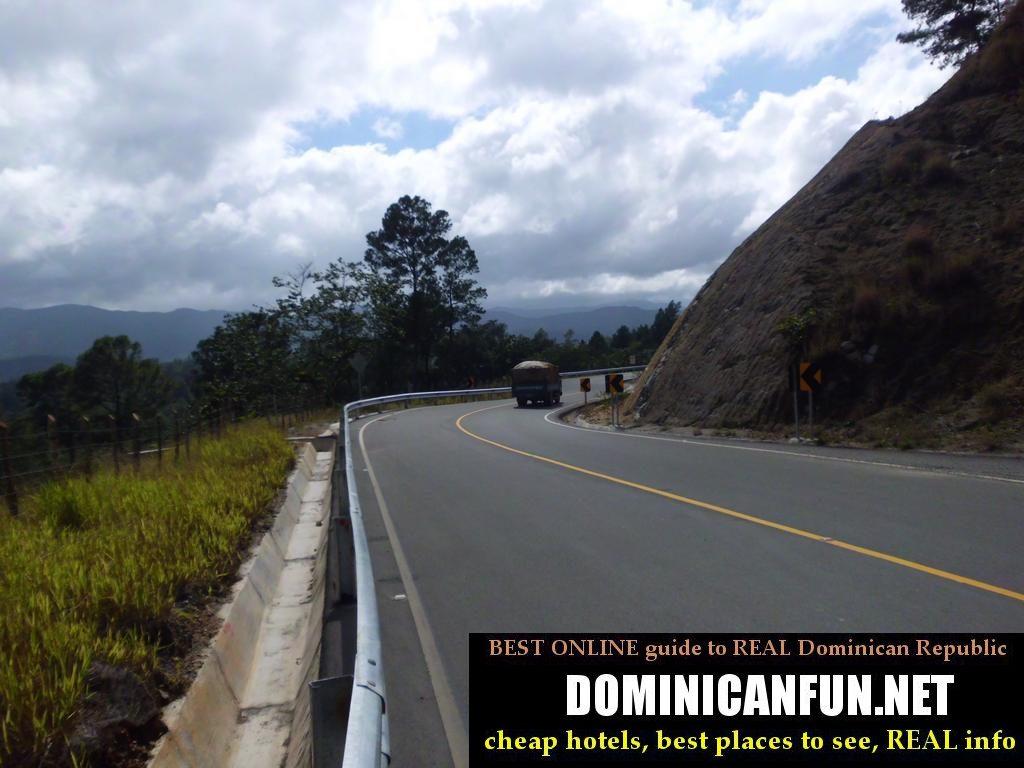 jarabacoa and constanza mountains