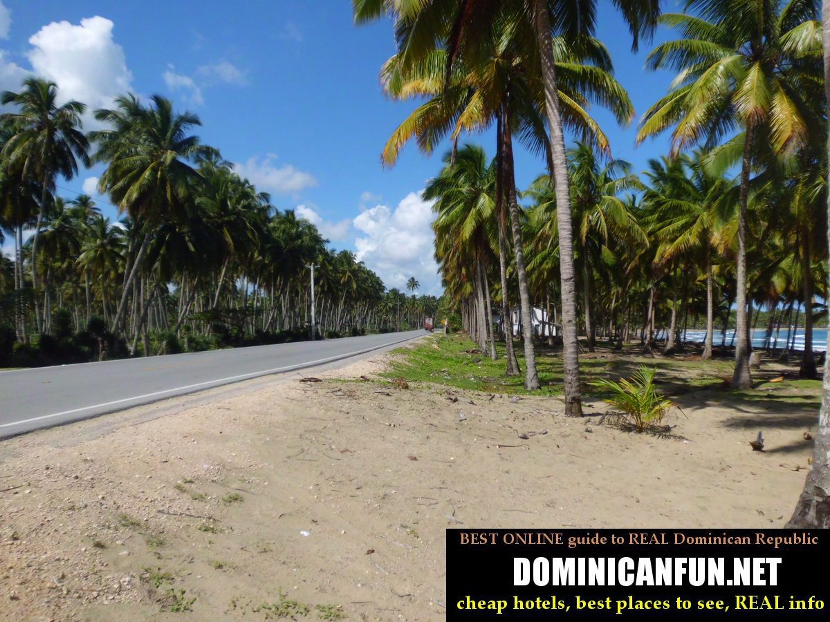 nagua region - beaches