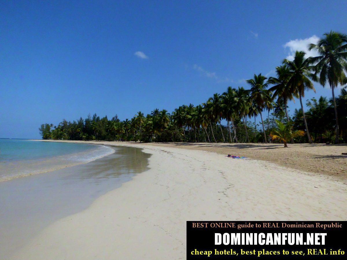 las terrenas beaches
