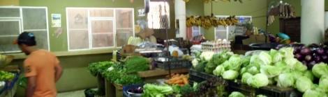 Jarabacoa fruit market
