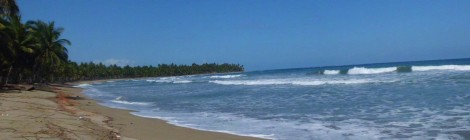 beaches in Nagua, Dominican Republic