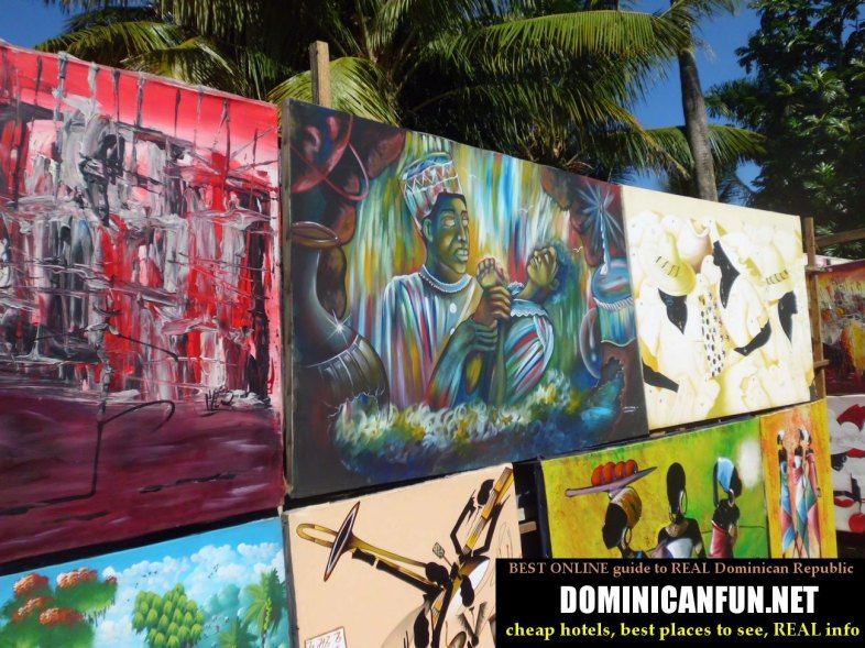las terrenas paintings