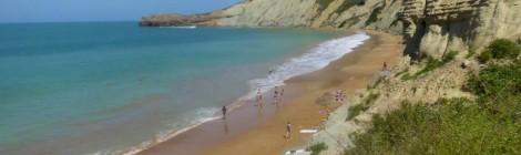 el morro beach in monte cristi