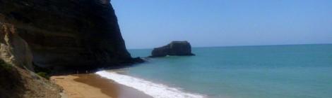 beach in Monte Cristi