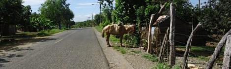 the road San Juan - Sabaneta