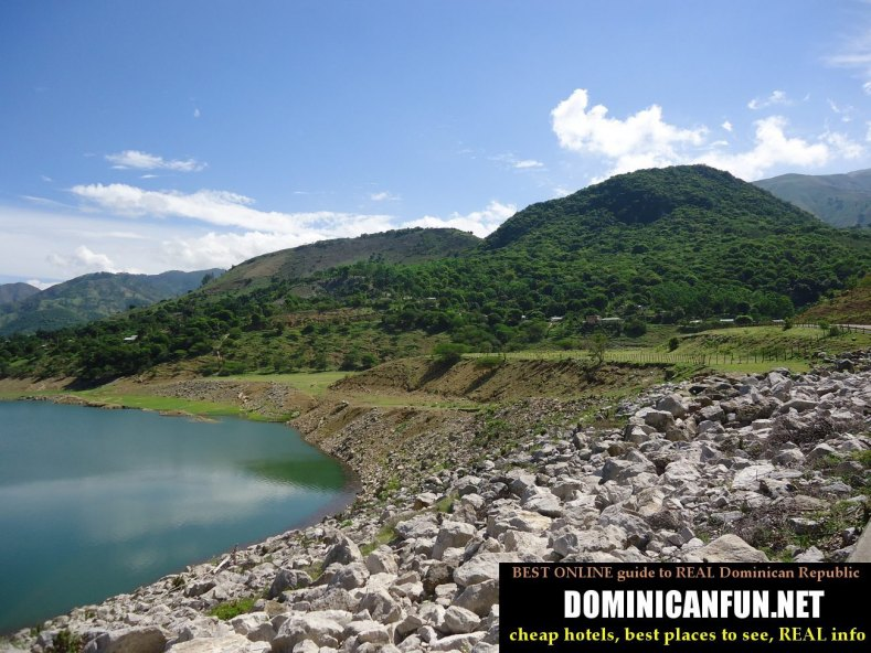 Sabaneta lake, Dominican Republic
